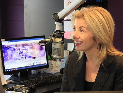 Dr Julie on Mix 97.1